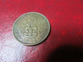 New Zealand - 1942 Half Penny - $3.95