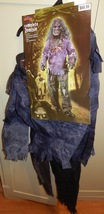 Halloween Costume Complete Zombie Med Kid Size 8 to 10 years Fun World 120C - $29.49