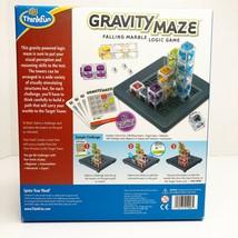 ThinkFun Gravity Maze Marble Run Logic Game STEM Toy for Boys Girls 8+ C... - $27.67