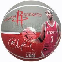 "Spalding NBA Player Chris Paul Basketball Game Ball Size 7 / 29.5"" 83-853Z - $42.99"