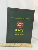 Boyds Santa and Ralph Style 4016654  EMPTY ORIGINAL BOX ONLY ZEQ0 - $3.99