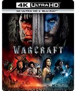 Warcraft [4K Ultra HD + Blu-ray] - $9.95