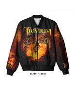 Trivium (At The End Of This War) Rock Band All Over Print Men's Monkey J... - $57.99+