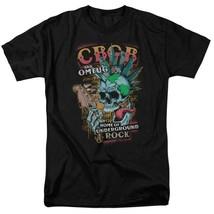 CBGB t-shirt Mowhawk Retro 70s Home of Underground Rock graphic tee CBGB121 image 1