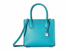 MICHAEL Michael Kors Women's Small Mercer Tote (Tile Blue) - $178.00