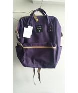 Anello Polyester Canvas Regular Backpack Japanese Bag - $79.99