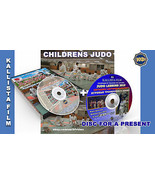 Children Judo in Japan. Film 2.+Game training in judo (Disc only). - $11.58