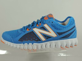 NEW BALANCE WOMENS SHOES WX1157BW SNEAKERS RUNNING BLUE WHITE SZ 6 B image 1