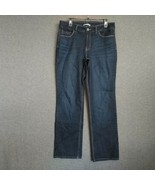 Riders By Lee Mid-Rise Straight Leg  Women's Jeans - Size 10   - $9.90