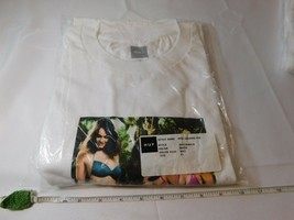 Huf T shirt Cheech and Chong extremely RARE white XL bikini Men's NOS sp... - $114.83