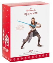 Hallmark: Rey - Star Wars the Last Jedi - 2017 Keepsake Ornament - $13.15