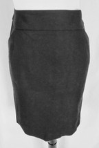 J Crew Skirt size 10 Black Straight Pencil Knee Classic Suit Career Casu... - $39.97