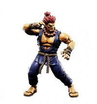Neu S.H.Figuarts Street Fighter Gouki ( Akuma ) Actionfigur Bandai aus J... - $62.86
