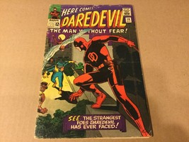 Daredevil #10 - # 10 Comic Book - 1965 Stan Lee Wally Wood Art - $30.00