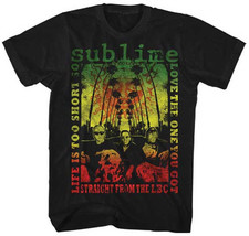 Sublime-Straight From The LBC-X-Large Black T-shirt - $16.44