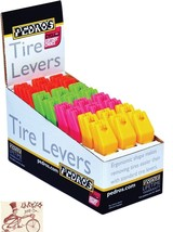 PEDRO'S TIRE LEVERS 24 X 2 PACK  ASSORTED COLORS BICYCLE TOOL - $58.40