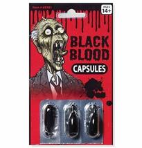 Forum Novelties Black Blood Capsules