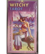 Witchy Tarot Deck by Tuan & Plantano New - $19.20
