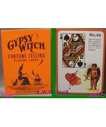 Gypsy Witch Fortune-telling Playing Cards Tarot NEW!!! - $6.95