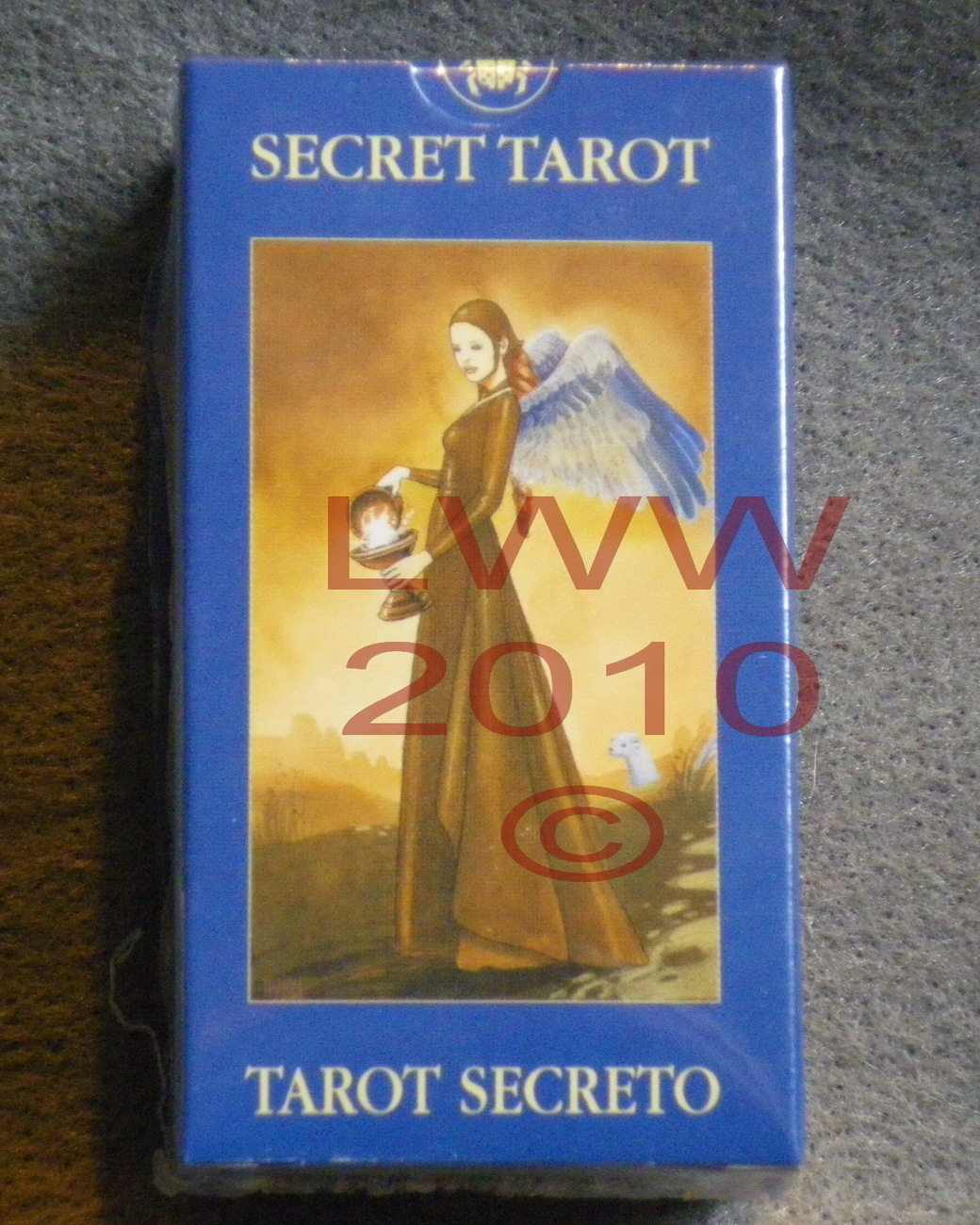 Secret Tarot Mini Tarot Deck NEW Anime Pagan Wiccan