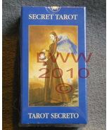 Secret Tarot Mini Tarot Deck NEW Anime Pagan Wiccan - $9.85