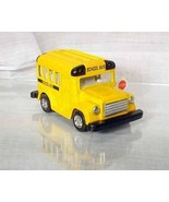 3.5 inch type A school bus by Kintoy/Kinsmart - $4.99
