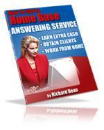 How to Start a Home Based Answering Service eBook