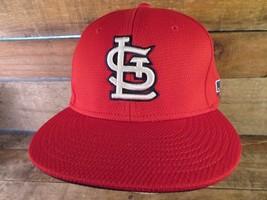 St Louis CARDINALS Baseball MLB 99.1 Joy FM Adjustable Adult Cap Hat - $9.89