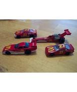 Vintage McDonald's Hot Wheels Diecast Race Cars - $7.99