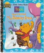 Winnie the Pooh and the Honey Tree by Mary Packard  - $2.00