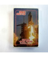 Vintage Kennedy Space Center SPACE SHUTTLE  Playing Cards - Sealed - Mad... - $8.99