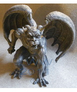 Fierce Guardian Gargoyle Statue Figure Wicca Pagan - $22.95