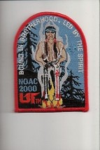 2000 NOAC National Order of the Arrow OA patch - $3.96