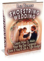 Guide To A Shoestring Wedding & Ceremony Ebook - $1.99