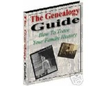 Genealogy guide  to trace your family history  ebook thumb155 crop