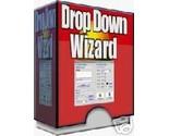 Drop down wizard menu creator software thumb155 crop