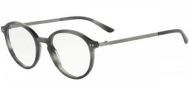 Authentic Giorgio Armani Eyeglasses AR7124 5572 Blue Havana Frames 49MM ... - $118.79