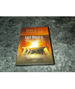 Biblical Collectors Series  Lost Biblical Treasures (DVD, 2006) - $2.99