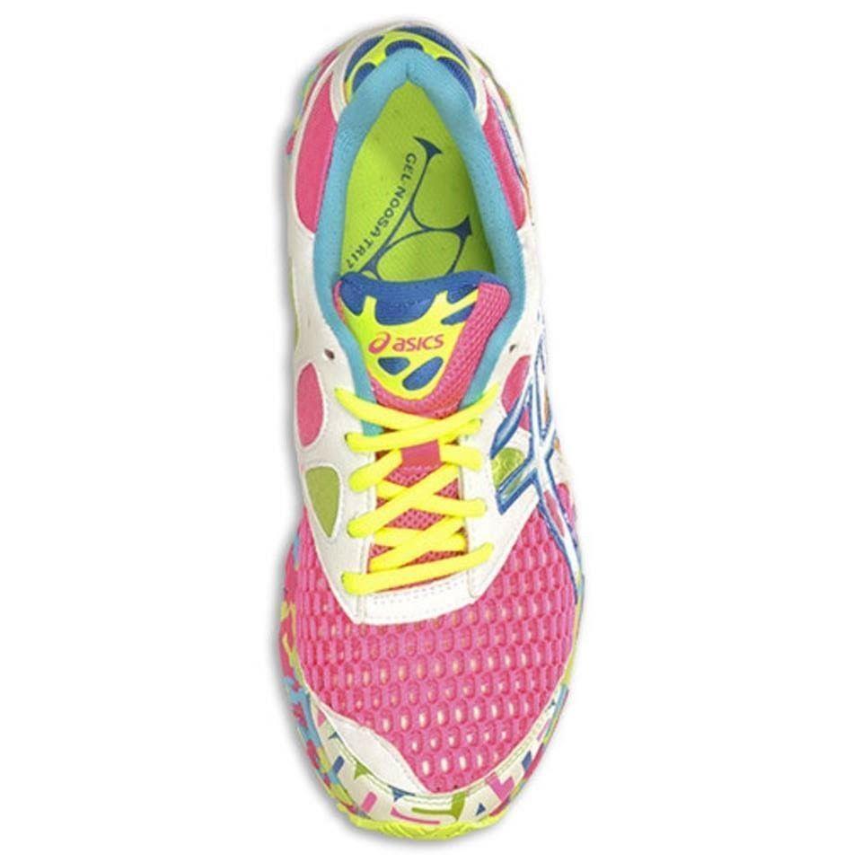 2bb89a8373 Women s Asics Gel-Noosa Tri 7 Running Shoes Neon Pink .