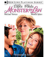 Monster-in-Law (DVD, 2005, 2-Disc Set, Platinum... - $7.00