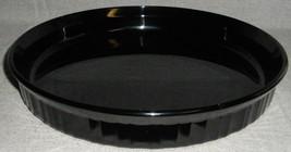 "Corning Classic French Black Pattern 10 1/2"" Quiche Pan #F-3-B - $22.76"