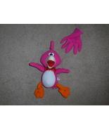 Zooney The Grooney Bird Marionette Imaginettes Puppet  - $10.00