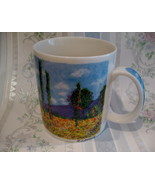 Starbucks Coffee Mug Cup Monet Chaleur D. Burrows Souvenir Collector Col... - $14.99