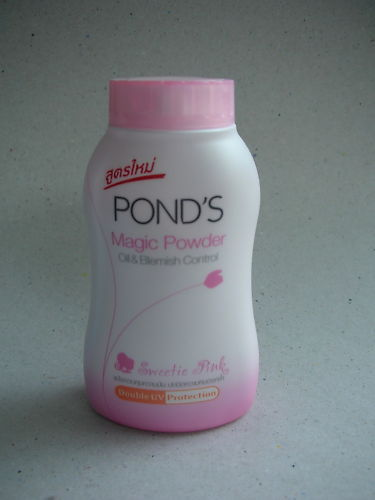 POND'S MAGIC PINK POWDER OIL CONTROL UV PROTECTIONPOND'S MAG
