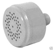 "Part Muffler Fits 2 4 Hp 1/2"" Pipe 2 1/2"" Diam 2 1/2"" Ht - $5.99"