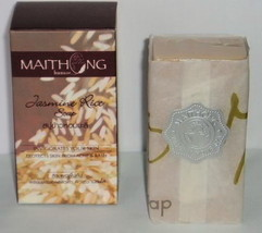 Maithong Jasmine Rice Soap Protects From Acne & Rash - $2.48