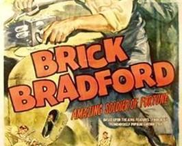 BRICK BRADFORD, 15 Chapter Serial - $19.99