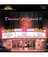 CLASSICAL HOLLYWOOD II HERRMANN SHIRE GOLD CD  RARE - $9.95