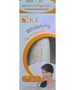 KA WHITENING UV PROTECTION CREAM SPF50 PA+++  50g. - $14.82