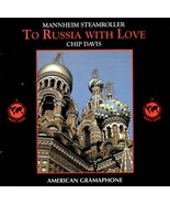 MANNHEIM STEAMROLLER TO RUSSIA WITH LOVE CD  RARE - $6.95